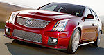 2014 Cadillac CTS-V Sport Wagon Preview