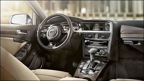 2014 Audi A4 Preview Car News Auto123