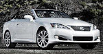 Lexus IS C 2014 : aperçu
