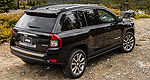 Jeep Compass 2014 : aperçu