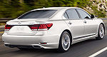 2014 Lexus LS 460 Preview