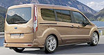 2014 Ford Transit Connect Wagon Preview