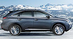 2014 Lexus RX 450h Preview