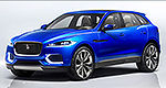 Jaguar C-X17 concept lands in Canada for Toronto Auto Show