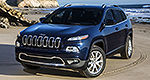 Jeep Cherokee wins 2014 Canadian Utility Vehicle of the Year award
