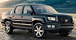 2014 Honda Ridgeline Preview
