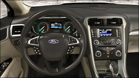 2014 ford fusion hybrid preview | car-releases | auto123