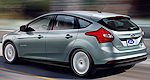 2014 Ford Focus Electric Preview