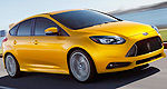 2014 Ford Focus ST Preview