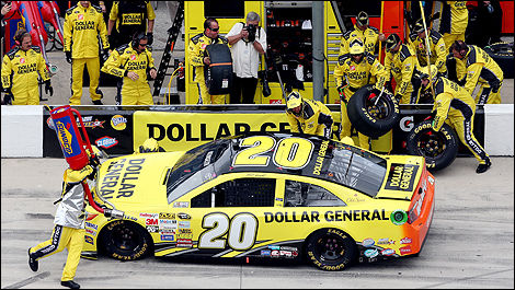 2014 NASCAR Daytona 500 Matt Kenseth
