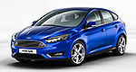 Ford launches 2015 Focus with 1.0L EcoBoost