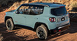 All-new, Fiat-based 2015 Jeep Renegade revealed