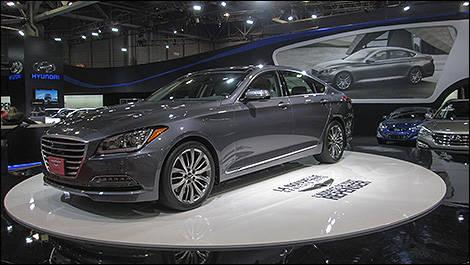 Le salon de l 39 auto de qu bec 2014 photos actualit s automobile auto123 - Salon de l automobile 2014 ...