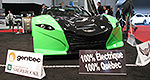 World premiere of Tomahawk EV kit car in Quebec City