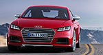 Geneva 2014: All-new Audi TT makes notable world debut