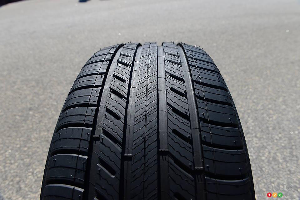 New Car Tires Revolutionary