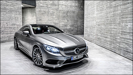 Mercedes-Benz Classe S Coupe 2015
