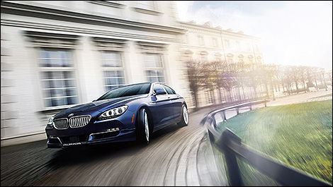 BMW ALPINA B6 xDrive Gran Coupe 2015