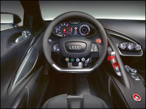 2003 Audi Le Mans Quattro Concept Editors Review Car News Auto123
