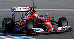 F1: Kimi Raikonnen admits set-up of Ferrari F14 T not perfect