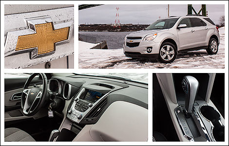 The Chevrolet Equinox, Now Five Years Into Its Second Generation, Is The  Generalu0027s Bread And Butter Small CUV. Introduced In 2009 As A 2010 Model,  ...