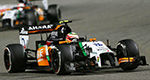 F1: Sergio Perez's brilliant prodium pushes Sahara Force India to second