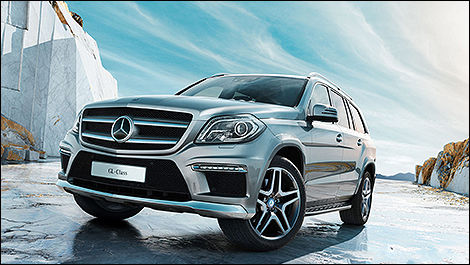 Mercedes-Benz GL