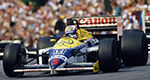 La Williams de Nigel Mansell en vedette au Brands Hatch Masters Festival