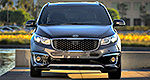 New York 2014: Kia introduces 2015 Sedona
