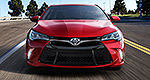 New York 2014: Toyota launches 2015 Camry