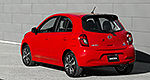 2015 Nissan Micra Preview