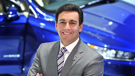 Mark Fields, nouveau PDG de Ford