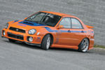 WRX Orange Fast and furious: Une autre voiture de 10 secondes ?