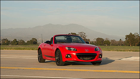 25 Years of Miata: Exploring three generations of MX-5