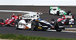IndyCar: Drivers get to grips with new Indy road course (+video)