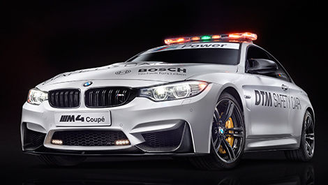 DTM BMW M4 Coupé Safety Car