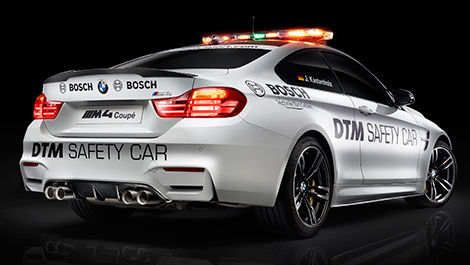 BMW M4 Coupé DTM Safety car