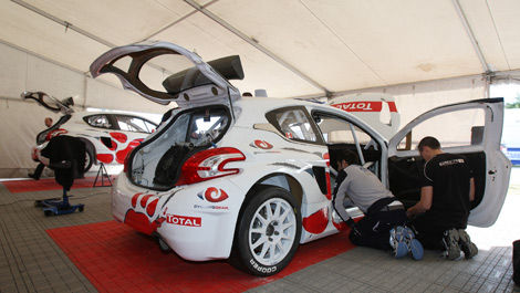 Albatec Racing, World RX