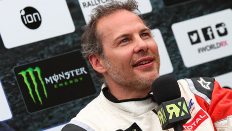 Jacques Villeneuve, World RX