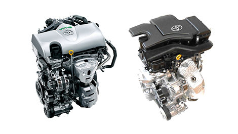 Toyota Corolla LE ECO's Valvematic system combines power with efficiency