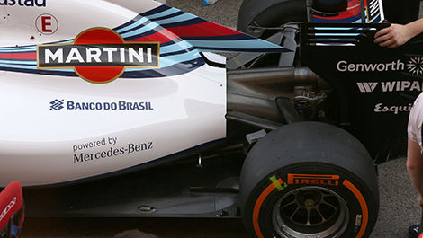 F1 Williams FW36