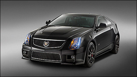 Cadillac announces special-edition CTS-V Coupe