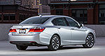 Honda Accord hybride 2014: production stoppée?