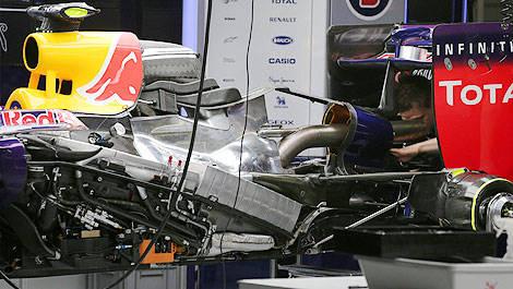 F1 Renault V6 Turbo Hybrid Red Bull