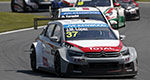WTCC: Jose Maria Lopez extends points' lead
