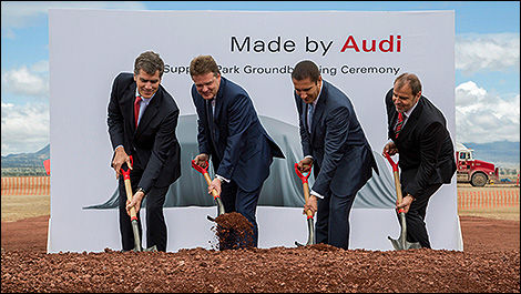 Audi Invests US Billion In Mexico Plant Car News Auto - Audi mexico