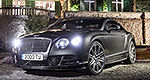 Bentley Continental GT Speed 2014 : aperçu