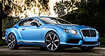 2014 Bentley Continental GT V8 S Preview
