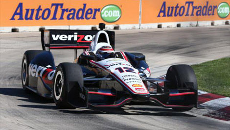 Will Power, Team Penske IndyCar Detroit Belle Isle