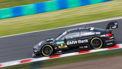 Bruno Spengler, BMW M4 DTM Hungaroring